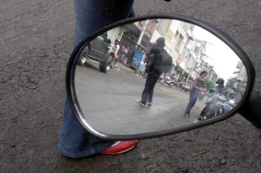 photos hunt with Semarang Photographer Community in Pasar Johar