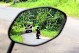 When I was on the way to Petungkriyono
