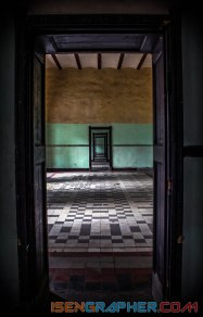 doors in Lawang Sewu Building (Semarang, Indonesia)